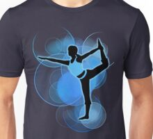 Super Smash Bros. Wii Fit Trainer (Female) Silhouette Unisex T-Shirt