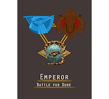 Emperor: Battle for Dune houses Photographic Print