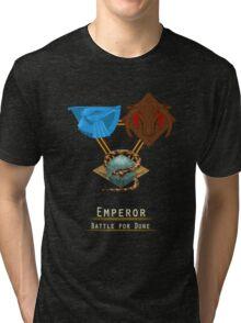 Emperor: Battle for Dune houses Tri-blend T-Shirt
