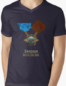 Emperor: Battle for Dune houses Mens V-Neck T-Shirt
