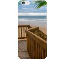 Beach Paradise 001 iPhone Case/Skin