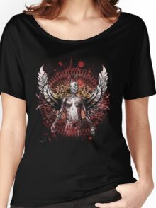 Man Angel: t shirt Women's Relaxed Fit T-Shirt