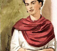 Frida by Byron Taylor