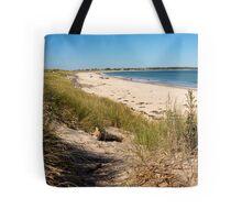 Town Beach - Block Island Tote Bag