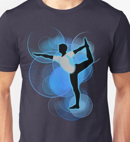 Super Smash Bros. Wii Fit Trainer (Male) Silhouette Unisex T-Shirt