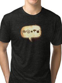 Bad Language Tri-blend T-Shirt