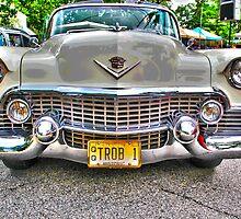 Cadillac 1954 by ZeeZeeshots