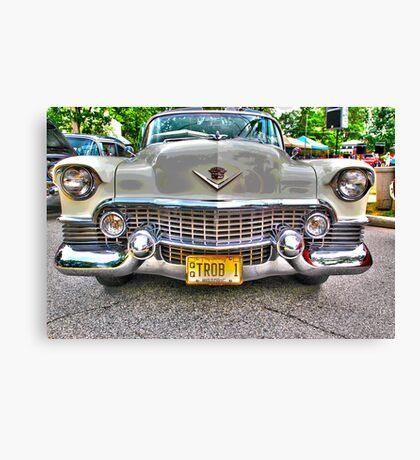 Cadillac 1954 Canvas Print
