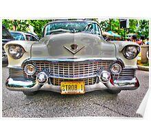 Cadillac 1954 Poster