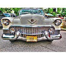 Cadillac 1954 Photographic Print
