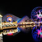 paradise pier by motordriven