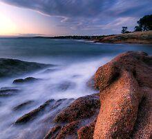 Twilight, Tasmania by Michael Treloar