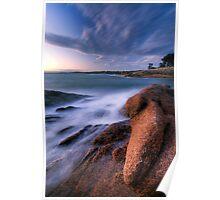 Twilight, Tasmania Poster