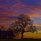 Sunrise over Varina by Dave Parrish