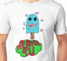 Blue Lollypop Unisex T-Shirt