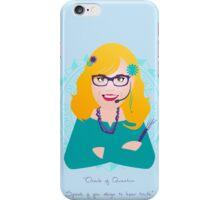 Criminal Minds - Penelope Garcia iPhone Case/Skin