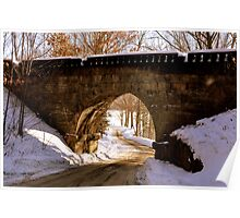 Country Trestle Poster