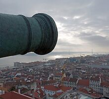 The Guns Over Lisbon by Afonso Azevedo Neves