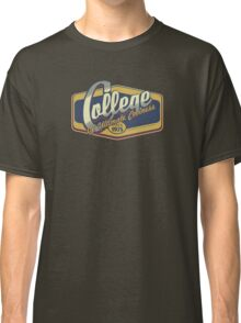 College of Ultimate Coolness Classic T-Shirt