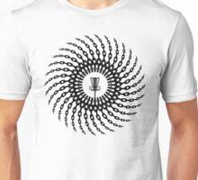 Disc Golf Basket Chains Unisex T-Shirt