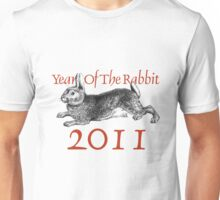 Year of the Rabbit Unisex T-Shirt