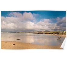 Isle of Uist, My Beloved - Eilean Uibhist Mo Ruin  Poster
