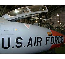 AIR SUPERIORITY, USA! Photographic Print