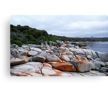 Bay of Fire - Tasmania Canvas Print
