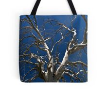 Silver limbs Tote Bag