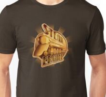Steam Engine Unisex T-Shirt