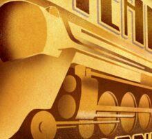 Steam Engine Sticker