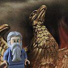 Albus Perceval Wulfric Brian Dumbledore by PedroVezini