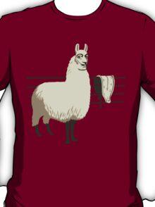 The Dali Llama T-Shirt
