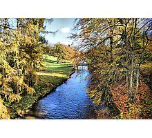 River Ure - Broughton Estate Photographic Print
