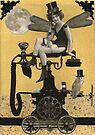 Telephone Fairy by WinonaCookie