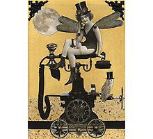 Telephone Fairy Photographic Print