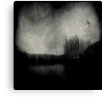 Feelin the Fear Canvas Print