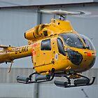 Air Ambulance MD-902 G-LNAA by dave-vaughan