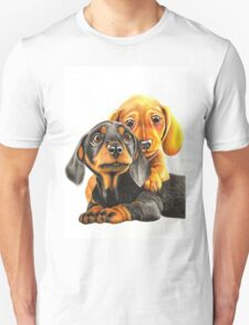 I love my brother  Unisex T-Shirt