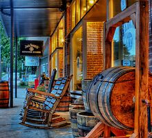 BarrelShop by Ray Wells
