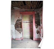 the pink room - residential findings Poster
