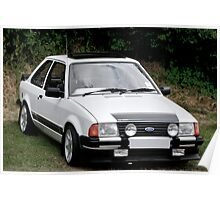 Ford Escort RS1600i Poster