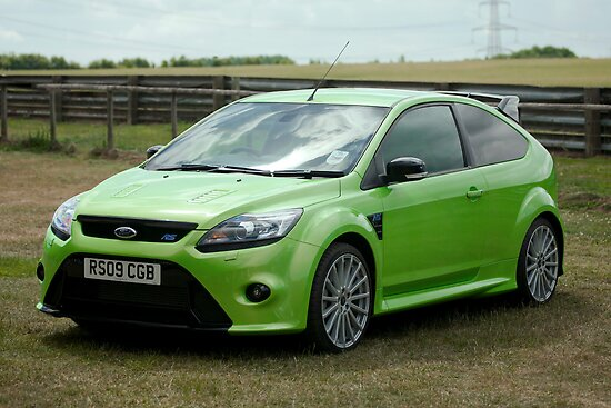 Ford Focus RS by Martyn Franklin