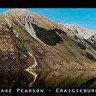 Lake Pearson - Canterbury, New Zealand by newshamwest
