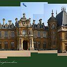 Waddesdon Manor - Buckinghamshire, England by newshamwest