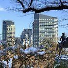 Paul Revere Monument by Monica M. Scanlan