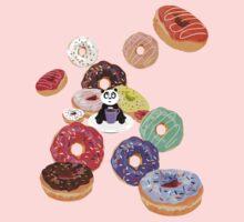 Panda & Donuts Kids Clothes