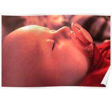 Sleeping Evangeline Poster