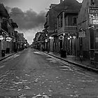 Bourbon Street  by Jeff Clark