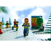 'Lego Land' Photographic Print
